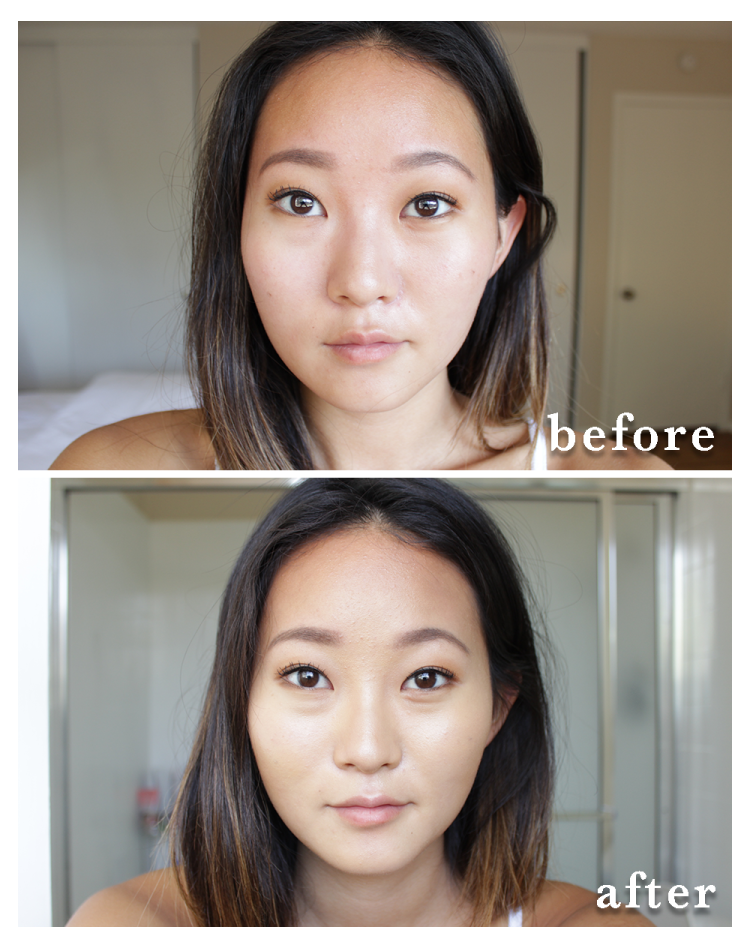 d74e9a0602c05 bare minerals before after